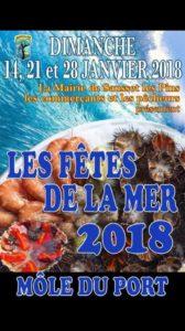 2018 LES FETES DE LA MER